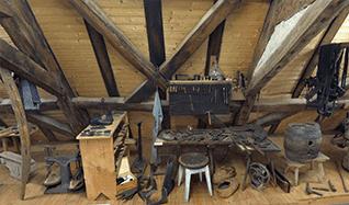 Heimatmuseum Dachgeschoss